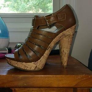 Mia Wedge Heel